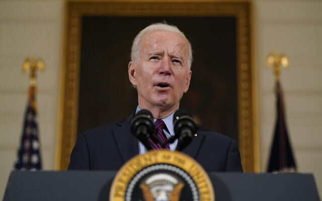 """Biden does not want Trump to get intelligence briefings due to """"erratic behavior"""""""