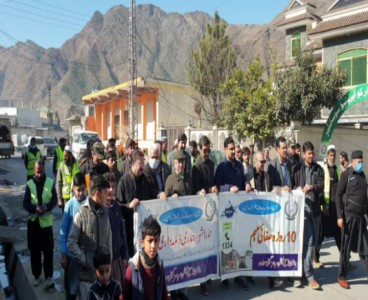 Swat admin launches 'clean streets campaign'