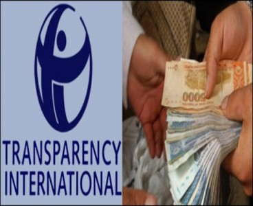 TI reports shows increase in corruption despite PM's claims