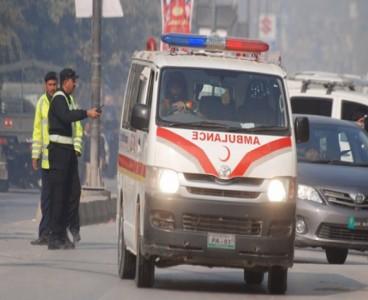 Two children dead, others injured in horrific crash near Shikarpur