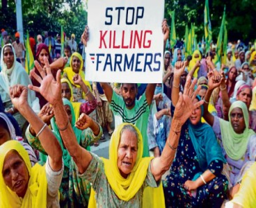 #WorldSupportsIndianFarmers trends on twitter after Rihanna brings global attention to farmers protest