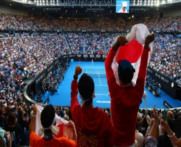 Australian Open: Tennis fans excited as crowds of up to 30,000 allowed back into stadiums
