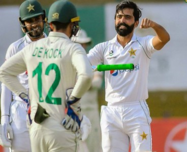 First Test, Day 2: Pakistan optimistic to fight back against South Africa with six wickets in hand