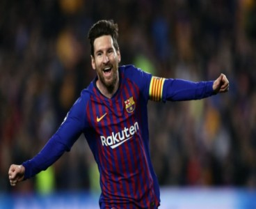 Barcelona to sue Spanish newspaper for publishing details of Messi's €555 million contract