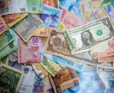 Open market foreign currency rates in Pakistan today