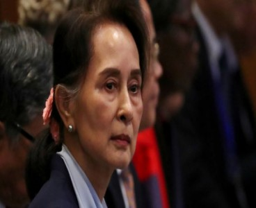 Myanmar leader Aung San Suu Kyi detained as military takes control of country