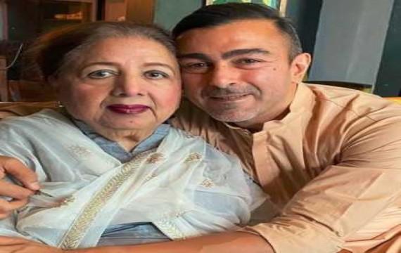 Shaan Shahid's mother Neelo Begum passes away