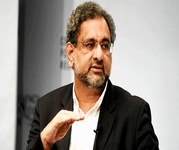Shahid Khaqan terms PM's telephonic interaction with public as 'edited video of phone calls'
